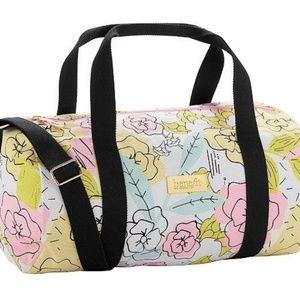 NWOT! Darling Spring/Summer Benefit Duffle Bag!